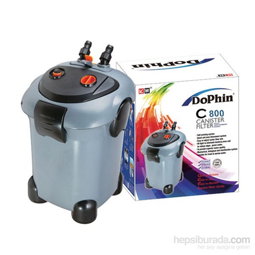 Dophin Cf-800 Dış Filtre 850L/H