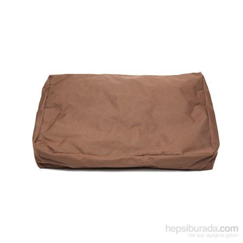 Flip Kedi Dikdörtgen Kumaş Yatak Küçük 60*40*10 Cm