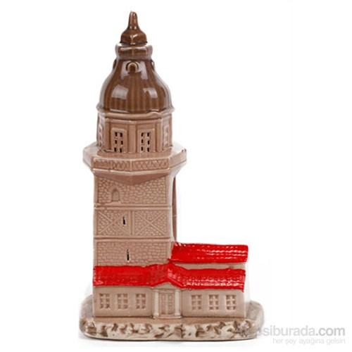 Akvaryum Dekor Kız Kulesi