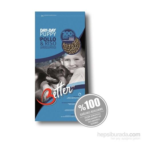 Better Puppy Tavuklu Ve Pirinçli Yavru Köpek Maması 20 Kg gk