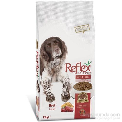 Reflex Dog High Energy Beef Yüksek Enerjili Yetişkin Köpek Maması 15 Kg