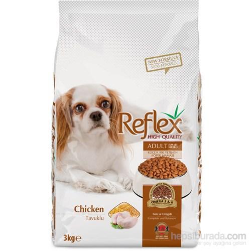 Reflex Adult Small Breed Dog Food Küçük Irk Tavuklu Köpek Maması 3 Kg