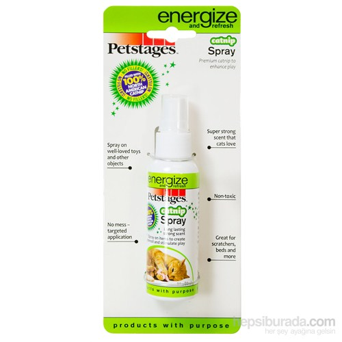 Petstages Catnip Spray