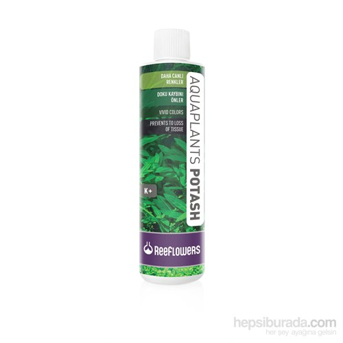 Reeflowers   AquaPlants - Potash 85 ml