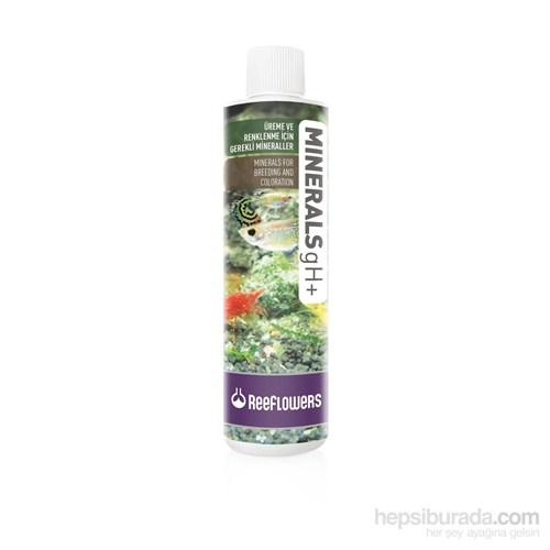 Reeflowers   Minerals gH+  85 ml