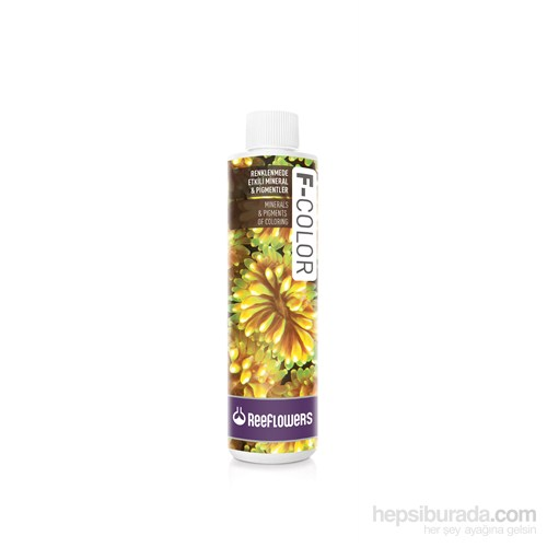 Reeflowers   F-Color 250 ml