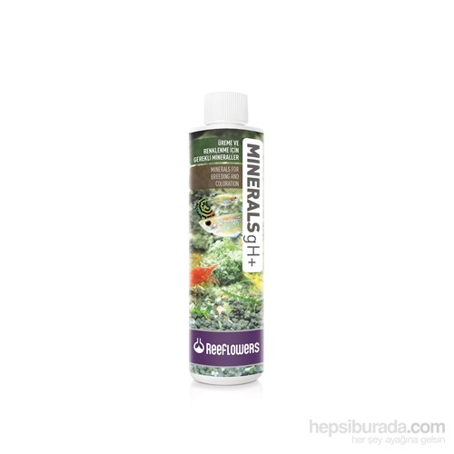 Reeflowers   Minerals gH+ 250 ml