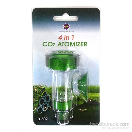 AHM D-509-G Co2 Atomizer 4 İn 1