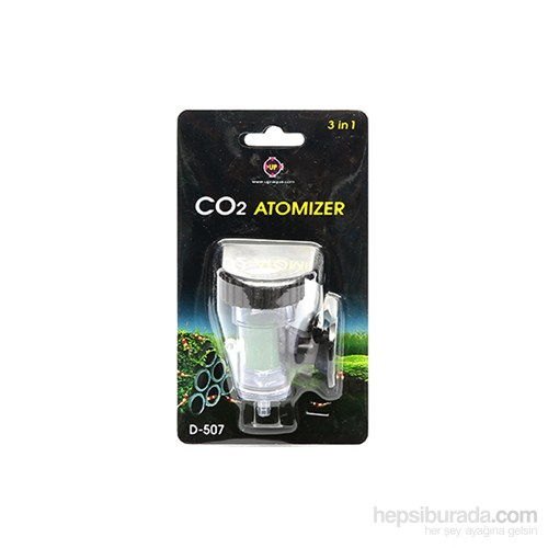 D-507 Co 2 Atomizer 3 In 1