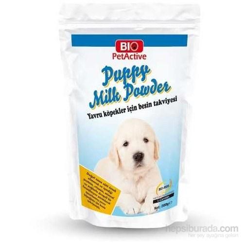 Bio Pet Active Yavru Köpek Süt Tozu 200 Gram