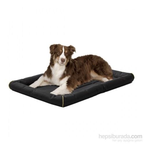 Midwest Quiet Time Maxx Siyah Renk Kafes İçi Köpek Yatağı Medium