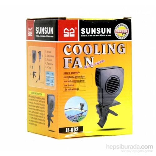 Sunsun Soğutucu Fan 7W (8,6X3,6X1,7)