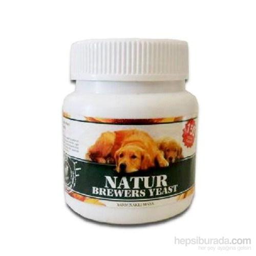 Natur Brewers Yeast Köpek İçin Sarımsaklı Maya Tableti (250 Tablet)