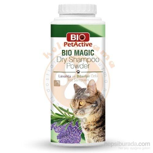 Bio Pet Active Lavanta Ve Biberiye Özlü Kuru Kedi Şampuanı 150 Gr