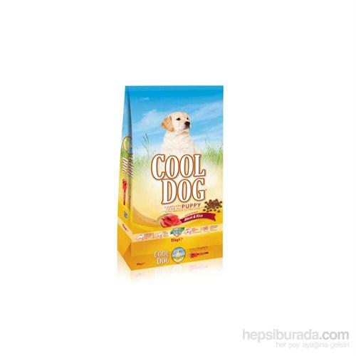 Cooldog Kuzu Etli Ve Pirinçli Yavru Köpek Maması 15 Kg
