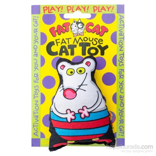 Kitty Hoots Kedi Oyuncağı Fat Mouse 10 Cm
