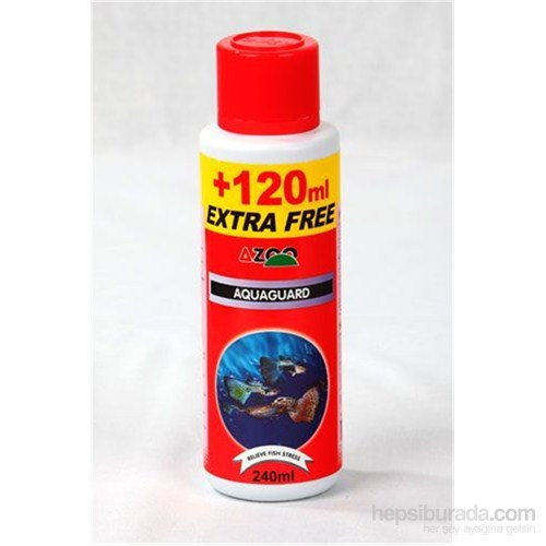 Azoo 17285 Aquaguard 120+120Ml (Su Hazırlayıcı)