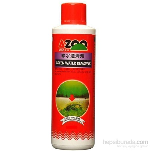 17051 Green Water 250Ml (Yeşil Su Giderici)