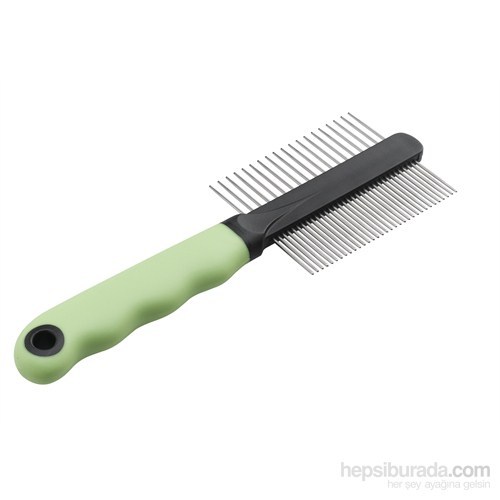 Ferplast Gri 5792 Cat Comb W/Handle Kedi Tarağı