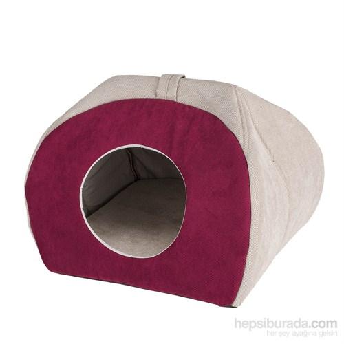 Ferplast Tulip Kedi Köpek Küçük Boy Ev Fusya
