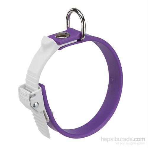 Ferplast Ergoflex C15/25 Purple Colla Ayarlınabilir Köpek Boyun Tasması Mor