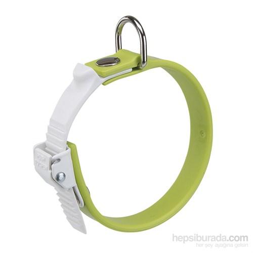 Ferplast Ergoflex C15/25 Green Collar Ayarlınabilir Köpek Boyun Tasması Yeşil