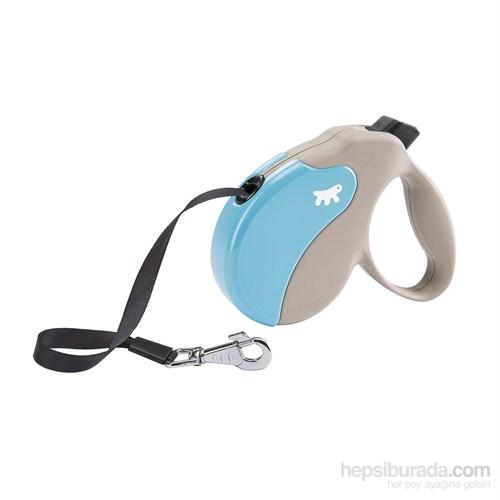 Ferplast Amigo M Tape Bej-Mavi Renk Otomatik Köpek Gezdirme Kayısı