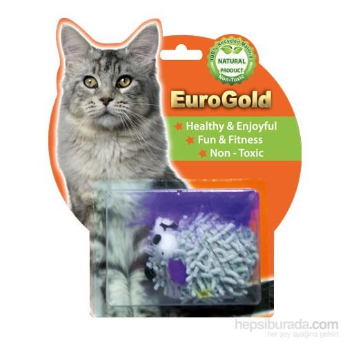 Eurogold Patlak Gözlü Lif Lif Fare Oyuncak