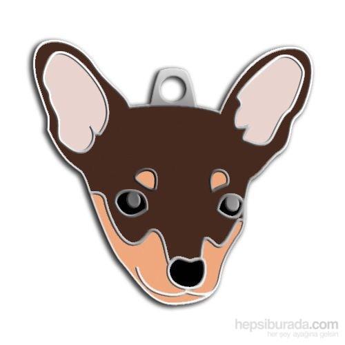Dalis Pet Tag - Pıncher Köpek Künyesi (İsimlik)