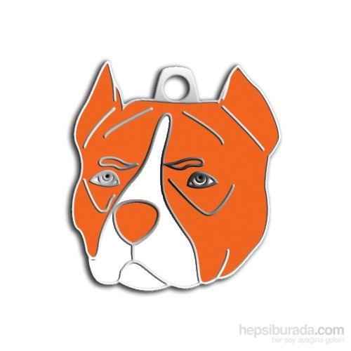 Dalis Pet Tag - Pıtbull Köpek Künyesi (İsimlik)