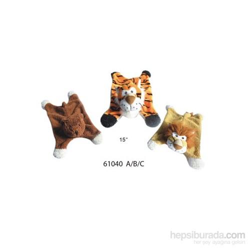 Lion 38Cm Peluş Oyuncak Bej