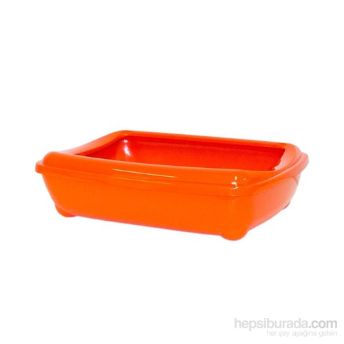 Moderna Aristo Açık Tuvalet 57 Cm Kırmızı