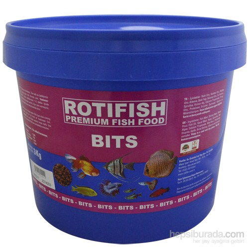 Rotifish Bits 3000Gr.