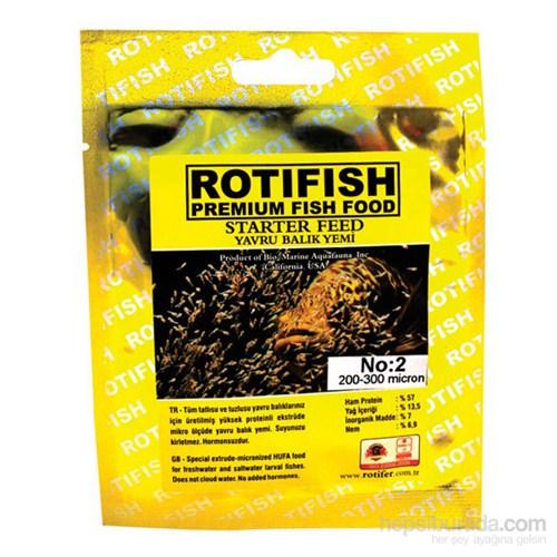 Rotifish Starter Feed No:3 Yavru Balık Yemi 13Gr.