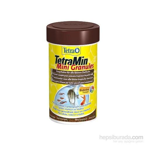 Tetra Tetramin Mini Granules 100 Ml
