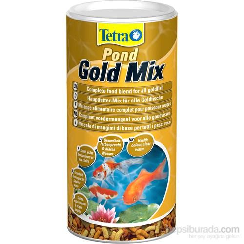Tetra Pond Goldfıshmıx Balık Yemi 1 Lt