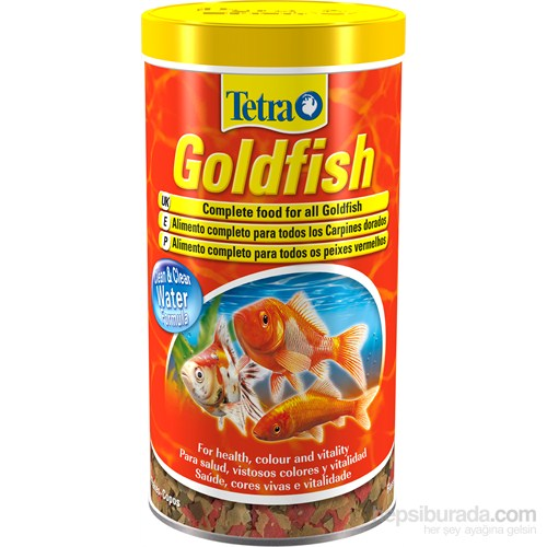 Tetra Goldfish 1 Lt