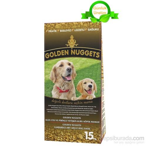 Golden Nuggets Yetişkin Köpek Maması (1 - 7 yaş arası)