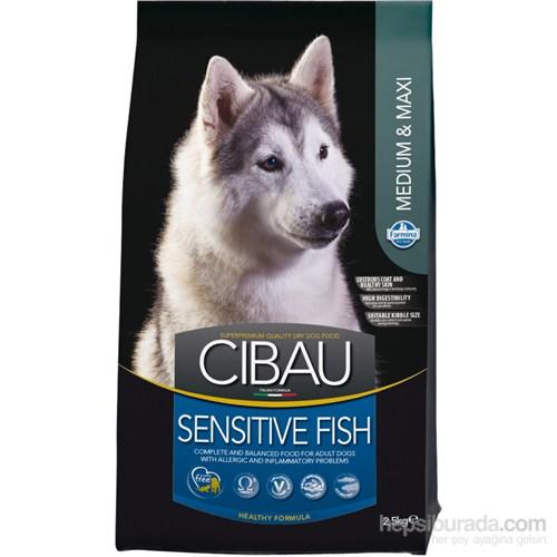 Cibau Sensitive Balıklı Yetişkin&Büyük Irk 2,5 Kg Köpek Maması