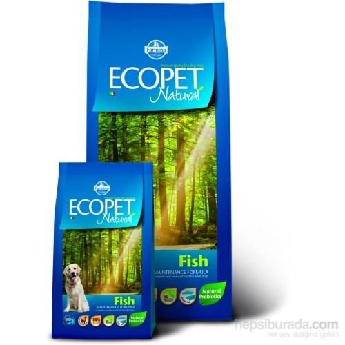 Ecopet Natural Balıklı Yetişkin Büyük Irk 12 Kg Köpek Maması