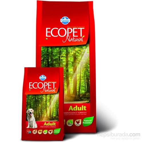 Ecopet Natural Tavuk Etli 2,5 Kg Yetişkin Köpek Maması