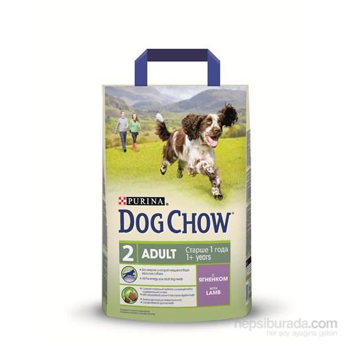 Purina Dog Chow Adult Kuzu Etli Yetişkin Köpek Maması 2,5 Kg