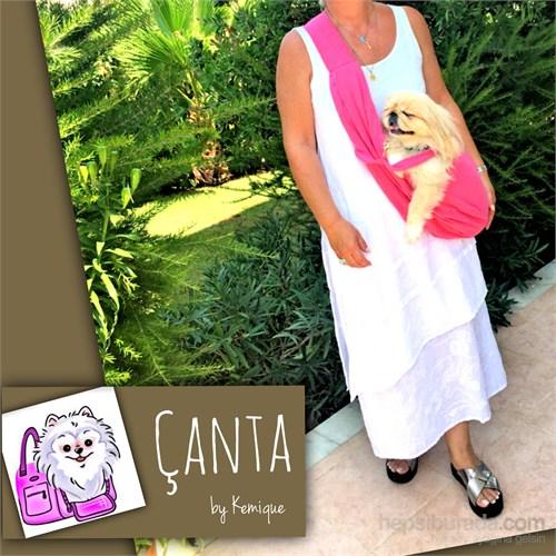Çanta By Kemique - Köpek Taşıma Çantası - Pembe
