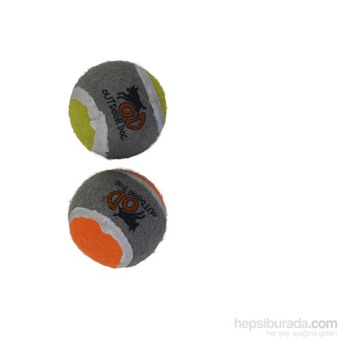 Imac Tennıs Ball 2Pz 6,4 Kedi Köpek Oyuncağı Tenis Topu