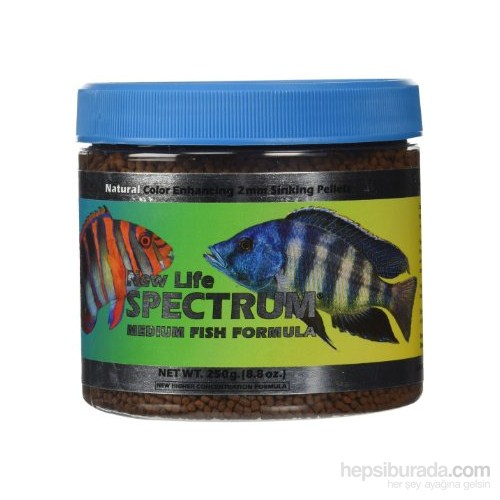New Life Spectrum Medium Fish Formula 250 Gr. Balık Yemi