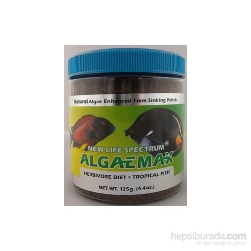 New Life Spectrum Algaemax 125 Gr. Otçul Balık Yemi