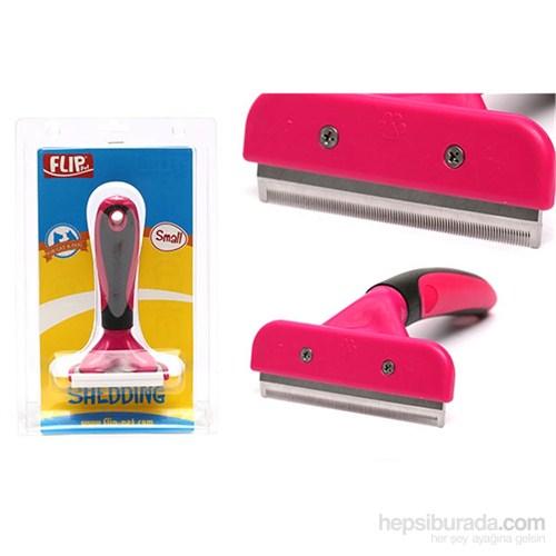 Flip Furminator Kırmızı Small 8.5 x 16 cm
