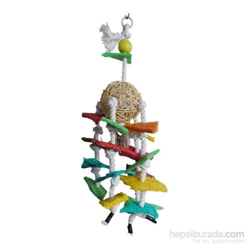 Eurogold Kuş Oyuncağı Muhabbet & Parakeet (42 Cm)