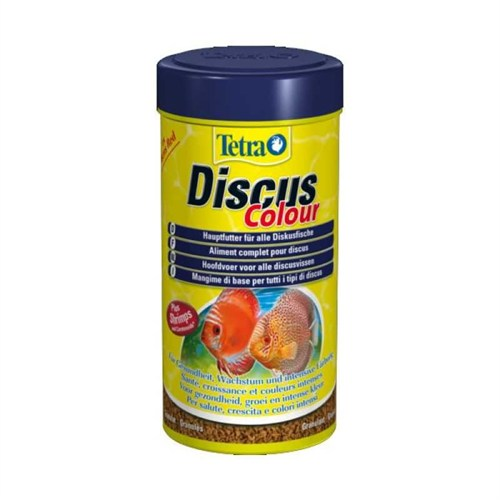Tetra Discus Colour 250 Ml Discus Renk Yemi