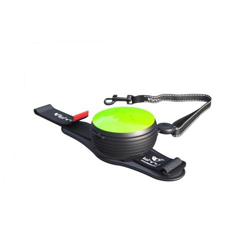 Lishinu Yeşil Light Lock Akıllı Kontrol Tasması